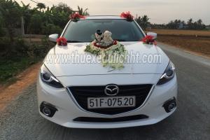 Xe Cưới Mazda 3