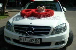 Xe Cưới Mercedes C200 - C250