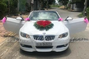 Xe Cưới Mui Trần BMW
